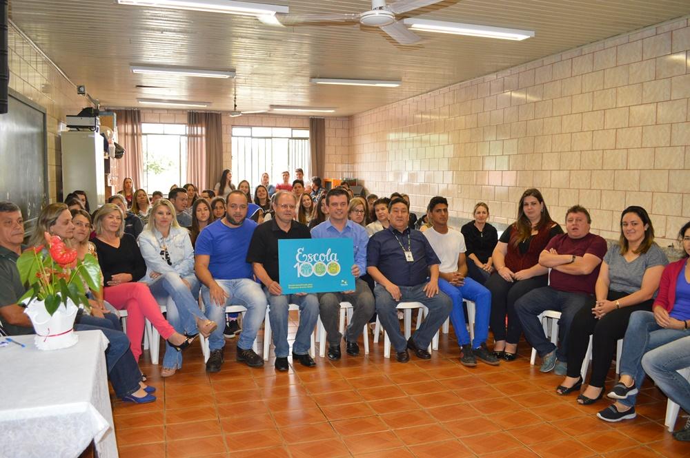 CEPAN recebe o Programa Escola 1000